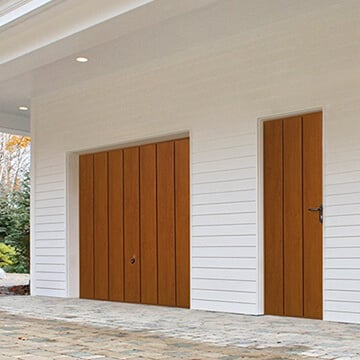 Garage Side Doors
