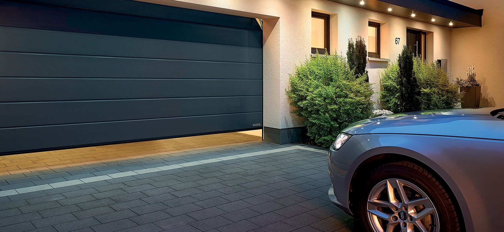 Automated Garage Doors Entrance Doors Yorkshire Zap