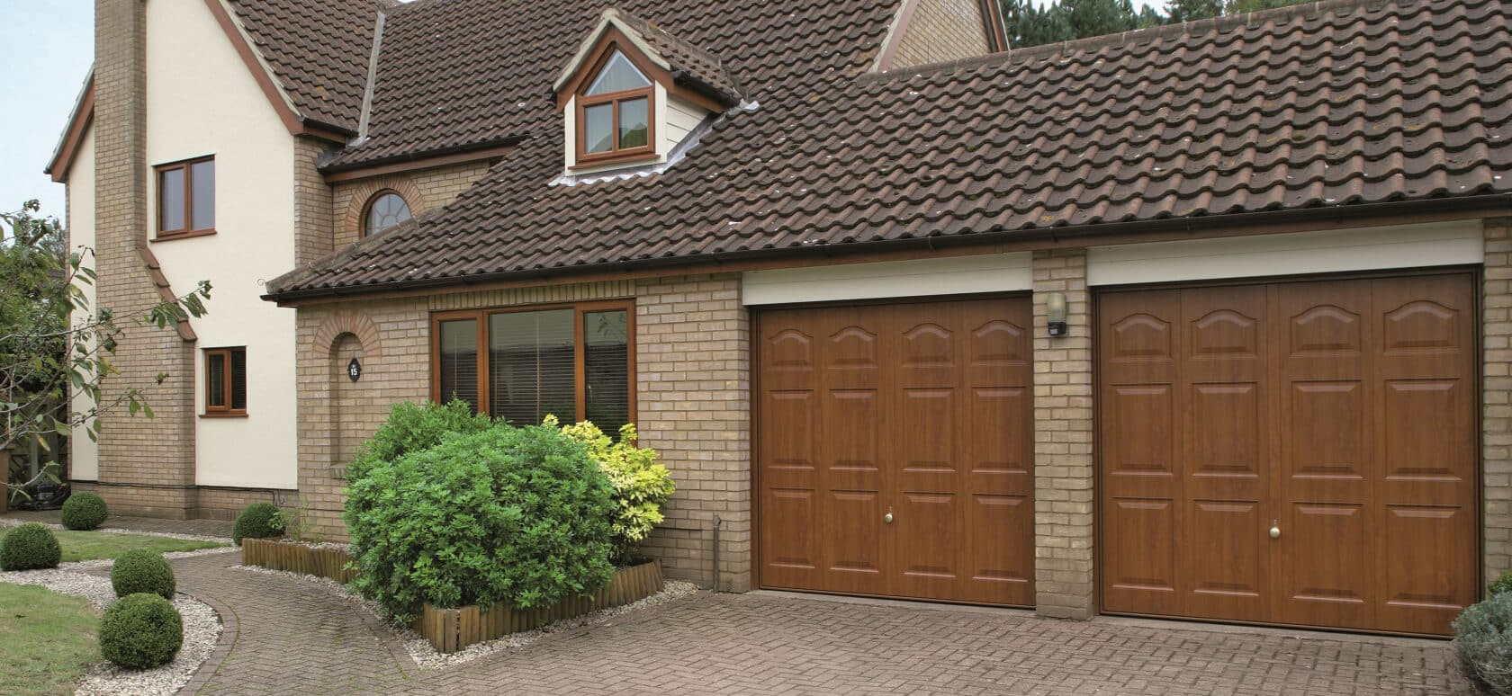 Side Sliding Sectional Garage Doors Yorkshire Zap